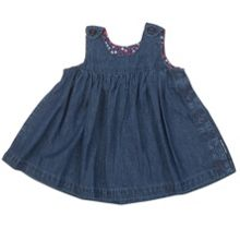 Babies Denim Dress