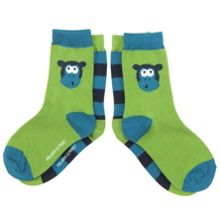 Kids 2 Pack Animal Socks