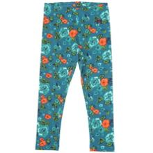 Girls Floral Leggings