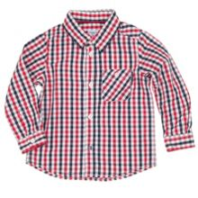 Baby Boys Checked Shirt