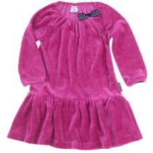 Baby Girls Velour Dress