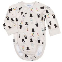 Babies Magic Print Wrap Around Bodysuit