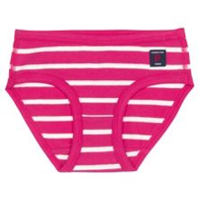 Girls Striped Briefs