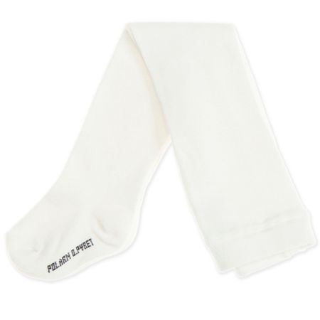 Polarn O. Pyret Babies White Tights
