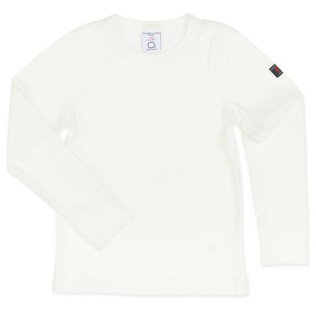 Polarn O. Pyret Kids PO.P Originals White Top