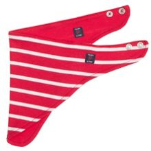 Polarn O. Pyret Babies Striped Bib