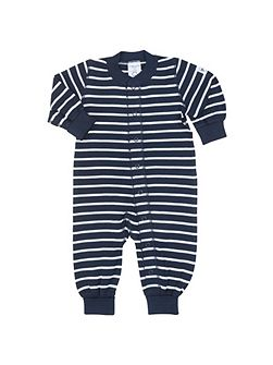 Babies PO.P Stripe All-in-one