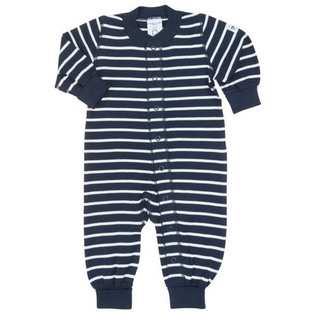 Polarn O. Pyret Babies PO.P Stripe All-in-one