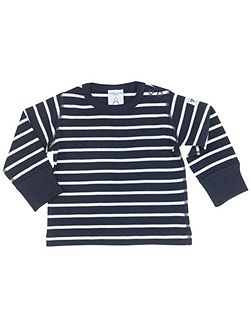 Babies PO.P Stripe Top