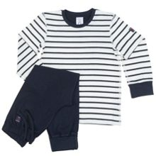 Polarn O. Pyret Kids Stripe Pyjama Set
