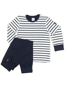 Kids Stripe Pyjama Set
