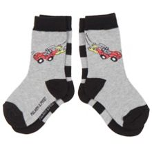 Polarn O. Pyret Babies 2 Pack Car Socks