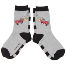 Kids 2 Pack Car Socks