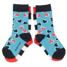 Polarn O. Pyret Babies 2 Pack Heart Socks