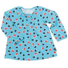 Polarn O. Pyret Girls Heart Top