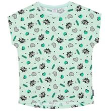 Polarn O. Pyret Girl`s Pop Art Top