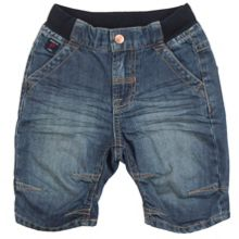 Polarn O. Pyret Babies Denim Shorts
