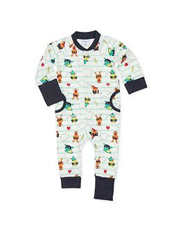 Babies Superhero All-in-one