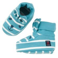 Polarn O. Pyret Babies Stripped Slippers