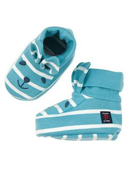 Babies Stripped Slippers
