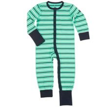 Polarn O. Pyret Kids Striped Onesie