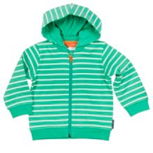 Polarn O. Pyret Babies Striped Hoodie