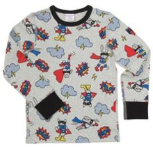 Polarn O. Pyret Kids Superhero Top