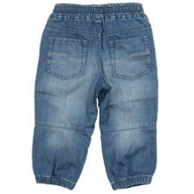 Polarn O. Pyret Babies Denim Cargo Trousers