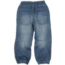Polarn O. Pyret Kids Denim Cargo Trousers
