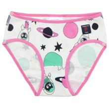 Polarn O. Pyret Girls Striped Briefs