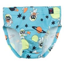 Polarn O. Pyret Boys Space Print Briefs