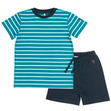 Polarn O. Pyret Kids Short Sleeve Pyjama Set