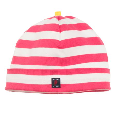 Polarn O. Pyret Babies Striped Beanie Hat