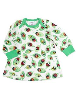 Baby Girls Ladybird Print Dress