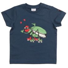 Polarn O. Pyret Babies Busy Insect T-Shirt