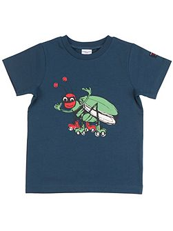 Kids Busy Insect T-Shirt