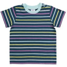 Polarn O. Pyret Babies Striped T-Shirt
