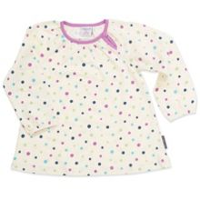 Polarn O. Pyret Baby Girls Polka Dot Top