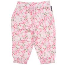 Polarn O. Pyret Baby Girls Floral Trousers