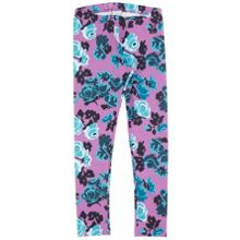Polarn O. Pyret Girls Flower Leggings