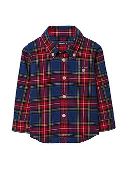 Boys Yale Archive Twill Check