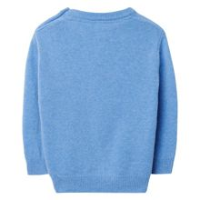 Boys Lightweight Lambswool V-Neck