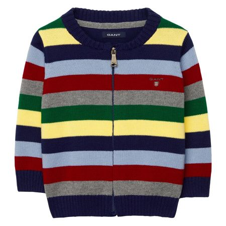 Gant Boys Multistriped Cotton Jacket