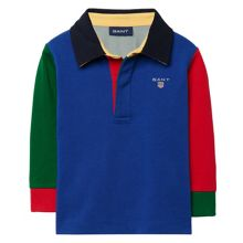 Boys Colorblock Heavy Rugger