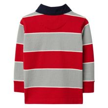 Gant Boys Big Blockstripe Heavy Rugger