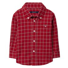 Gant Boys Rockaway Twill Check