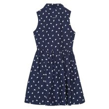 Gant Girls sc. boat print dress