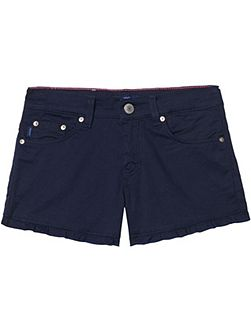 Girls sc. 5pkt frill shorts