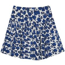 Gant Girls sc. blue flower skirt