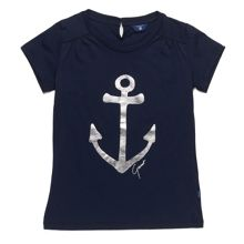 Gant Girls sc. anchor ss tee